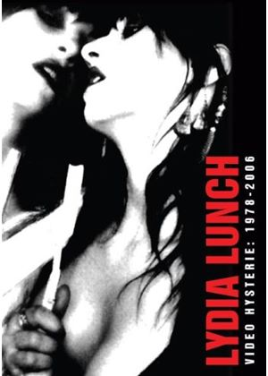 Lydia Lunch - Video Hysterie 1978 - 2006