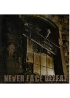 Never Face Defeat - Changing Times (Music CD)