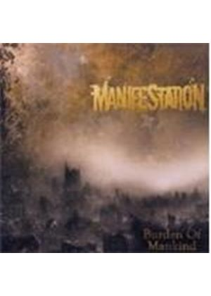 Manifestation - Burden Of Mankind (Music CD)