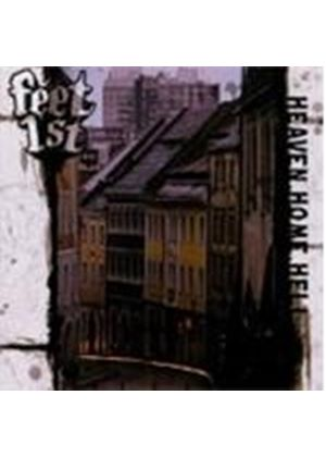 Feet First - Heaven Home Hell (Music CD)