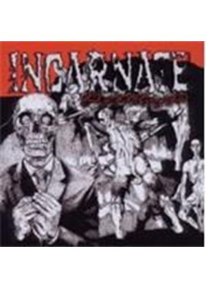 Incarnate - Hands Of Guilt Eyes Of Greed (Music CD)
