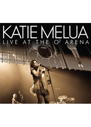 Katie Melua - Live At The O2 Arena (Music CD)