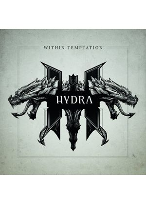 Within Temptation - Hydra (Double CD + Media Book) (Music CD)