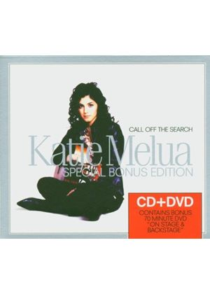 Katie Melua - Call Off The Search [Special Bonus DVD Edition] (Music CD)