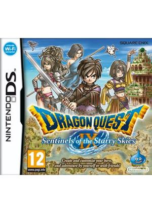 Dragon Quest IX - Sentinels of the Starry Skies (Nintendo DS)