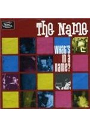 Name - Whats In A Name (Music Cd)