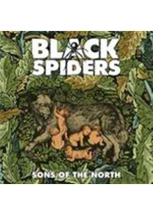 Black Spiders - Sons Of The North (Music CD)