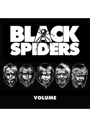 Black Spiders - Volume (Music CD)