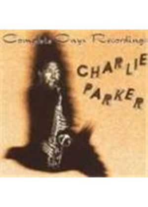 Charlie Parker - Complete Onyx Recordings