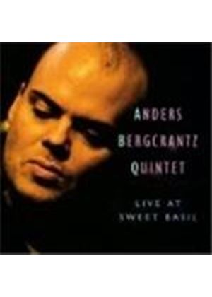 Anders Bergcrantz - Live At Sweet Basil