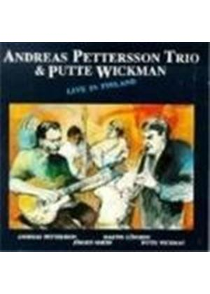 Andreas Pettersson - Live In Finland