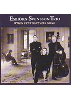 Esbjorn Svensson Trio - When Everyone Has Gone [Swedish Import] (Music CD)