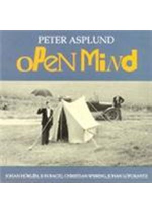 Peter Asplund - Open Mind (Music CD)