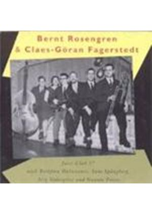 Bernt Rosengren & Claes-Goran Fagerstedt - Jazz Club 57 (1975-2000)