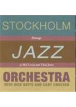 Stockholm Jazz Orchestra & Dick Oatts - Homage To Mel Lewis And Thad Jones