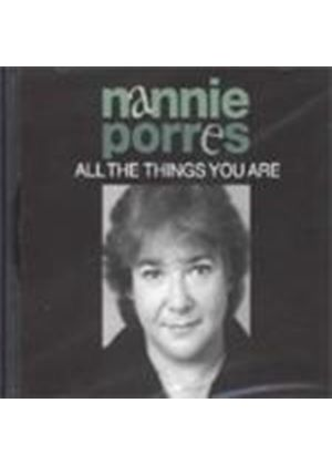 Nannie Porres - All The Things You Are (Music CD)