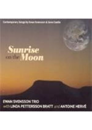 Ewan Svensson Trio - Sunrise On The Moon (Music CD)