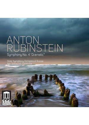 "Anton Rubinstein: Symphony No. 4 ""Dramatic"" (Music CD)"