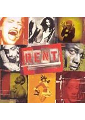 Original Cast Recording - Rent OCR (Music CD)
