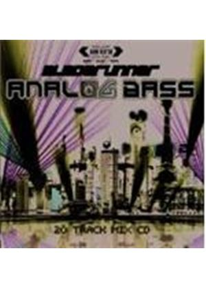 Bladerunner - Analog Bass (Music CD)
