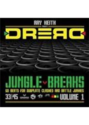 Ray Keith - Dread Jungle Breaks (Music CD)