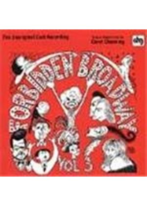 Studio Cast - Forbidden Broadway Vol.3
