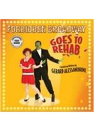 Various Artists - Forbidden Broadway Goes Rehab (Music CD)