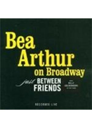 BEA ARTHUR/BILLY GOLDENB - BEA ARTHUR ON BROADWAY