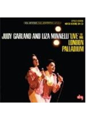 Judy Garland & Liza Minnelli - Live At The London Palladium (Music CD)
