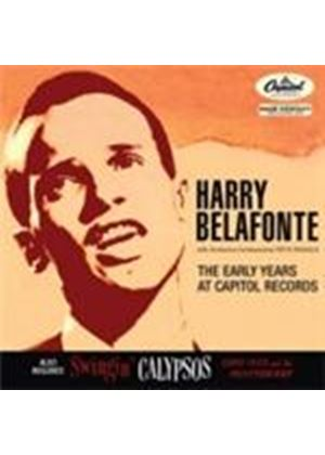 Harry Belafonte - Early Years At Capitol, The (Music CD)