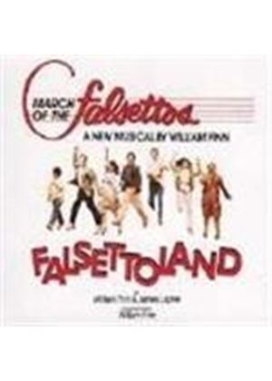Original Cast - March Of The Falsettos/Falsettoland