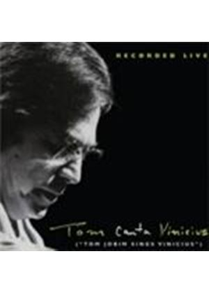 Tom Jobim - Sings Vinicius (Music CD)