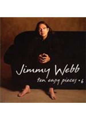 Jimmy Webb - 10 Easy Pieces + 6 (Music CD)