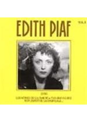 Edith Piaf - Early Years Vol.1 1936, The