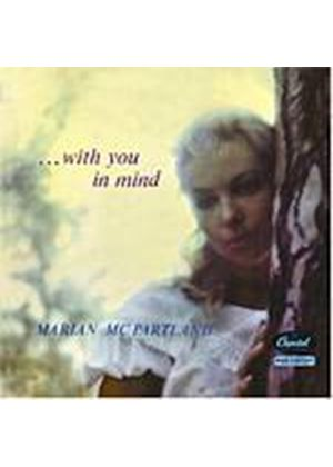 Marian McPartland - With You In Mind (Music CD)