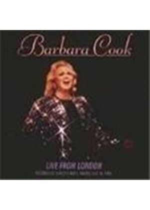 Barbara Cook - Live From London