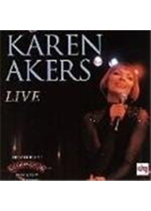 Karen Akers - Live From The Rainbow And Stars