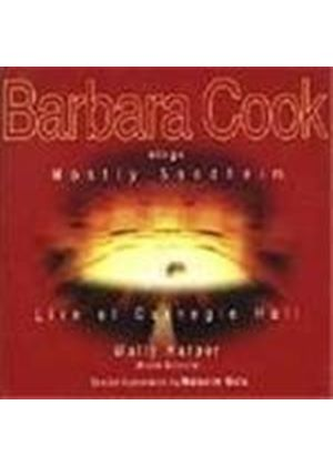 Barbara Cook - Sings Mostly Sondheim (Live At Carnegie Hall)