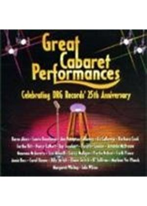 Various Artists - Great Cabaret Performances
