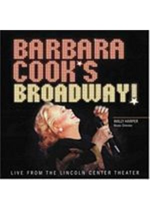 Barbara Cook - Barbara Cooks Broadway (Music CD)