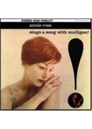 Annie Ross & Gerry Mulligan - Sings A Song With Mulligan (Music CD)