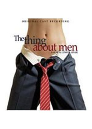 New Off-Broadway Cast Recording - The Thing About Men (Music CD)