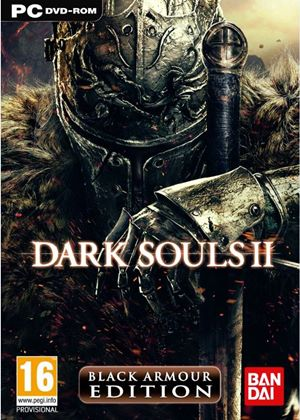 Dark Souls II - Black Armour Edition (PC DVD)