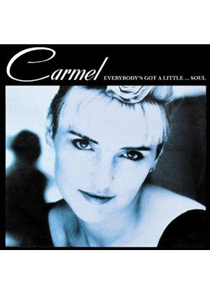 Carmel - Everybody's Got a Little...Soul (Music CD)