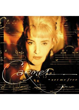Carmel - Set Me Free (Music CD)