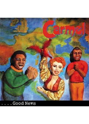 Carmel - Good News (Music CD)