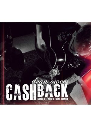 Dean Owens - Cashback: Songs I Learned From Johnny (Music CD)