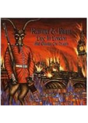 Karma to Burn - Live in London/Chasing the Dragon (Live Recording) (Music CD)