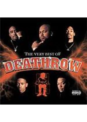 Various Artists - Very Best Of Death Row, The [PA] [Remastered] (Music CD)