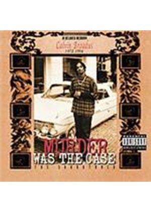 Various Artists - Murder Was The Case [PA] [Remastered] (Music CD)